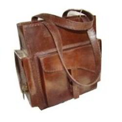 Antique Leather Bags