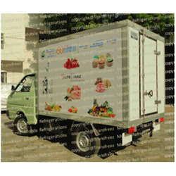Dost Refrigerated Truck