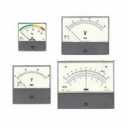 Rectangular AC & DC Panel Meters