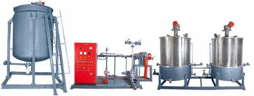 Industrial Bitumen Emulsion Plant