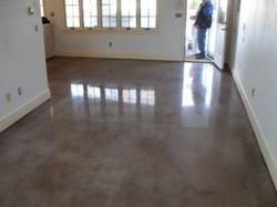 Metallic Floor Hardener