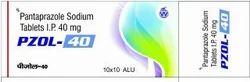 Pantaprazole Sodium Tablets I.P 40mg