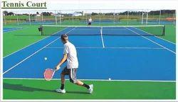 Tennis Courts Construction