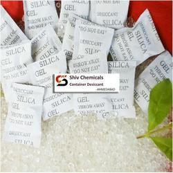 Silica Gel Beads Pouch