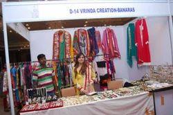 Vrinda Collection: Banaras Exhibition Service
