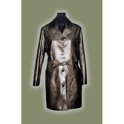 Leather Long Coats