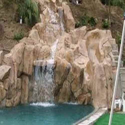 Artificial Waterfall Garden Waterfall Manufacturer From
