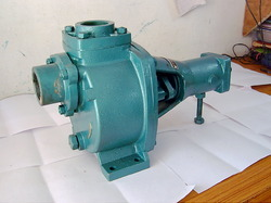 20 Meter Bare Shaft Mud Pumps, Max Flow Rate: 9.0 Lps, Model Name/Number: Nsp-2