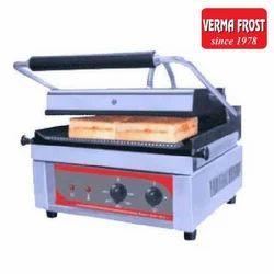 Sandwich Griller, Model Name/Number: 811E, Capacity: 2 Jumbo Slice Bread