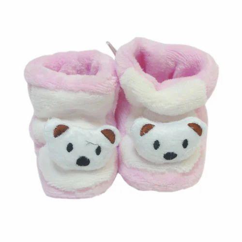 Newborn Baby Booties, बच्चों के बूट्स
