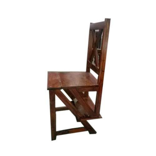 Wooden Ladder Chair