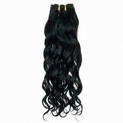 Indian Wavy Human Hair Weft