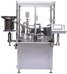 Syringe Filling and Closing Machine