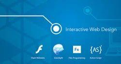 Interactive Flash Website Design