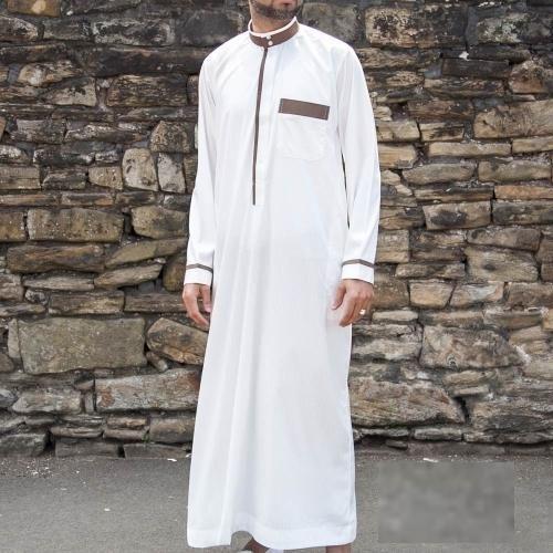 MEN/'SPLAIN NAVYTHOBEJUBBAISLAMIC CLOTHING