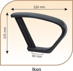 Ikon Oval Shaped Chair Handle