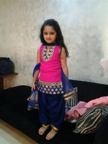 Kids Wear - Kids Salwar Suit Manufacturer from Ludhiana