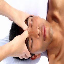 Acupressure Massage Treatment