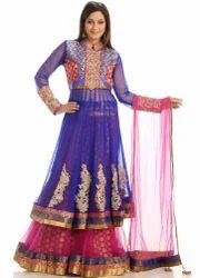 Designer Long Sharara