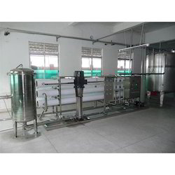 PPS Stainless Steel Reverse Osmosis System, RO Capacity: 10000 Lph, 350 Square Feet