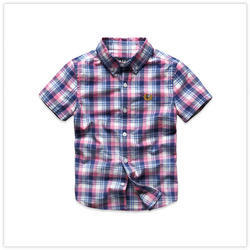 Cotton School Shirt