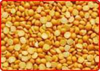 Small Whole Yellow Peas