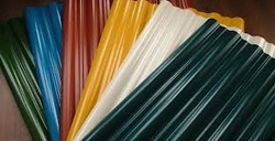 Colour Coated Roofing Sheets, 0.50mm, 0.60mm