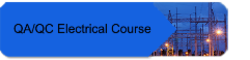 QA and QC Electrical Course