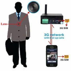 Spy Wireless 3g Button Camera