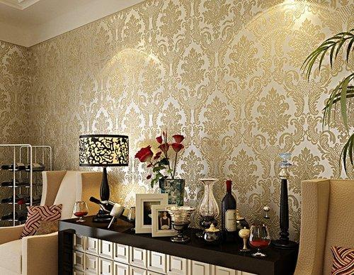 . Wallpapers For Creating Stylish Interiors in Dlf Spice Court