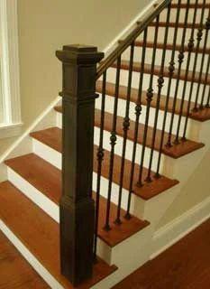 Cast Iron Railing Post