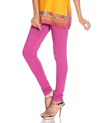 Ladies Pink Leggings