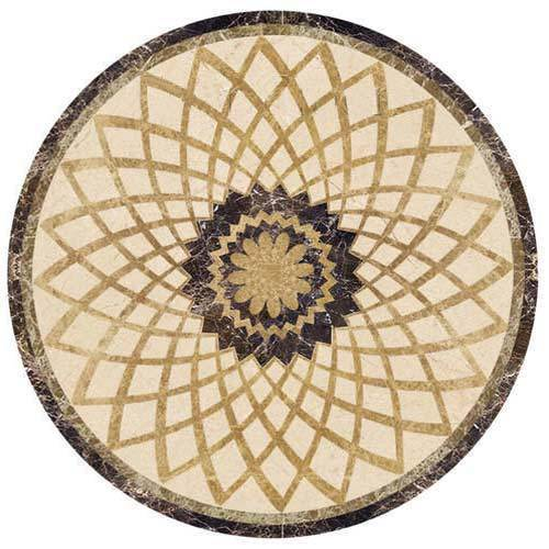 stone mosaic milan supplier china medallion ms tiles