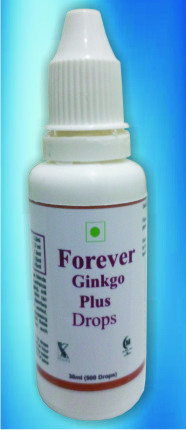 Forever Ginkgo Plus Drops
