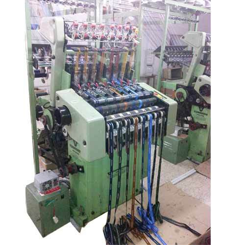 Elastic Webbing Needle Looms Full Automatic Elastic Tape