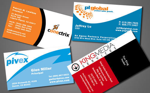 Pvc Lamination Identity Card And All Types Of Visiting Cards Prints