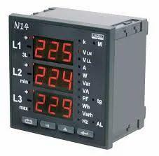Compteurs de panneau numériques, compteurs de panneau de puissance et d'énergie, compteurs de panneau numériques-Barani Instruments Service Center, Chennai   ID: 6329606773