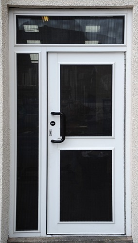 Aluminum Dust Proof Door