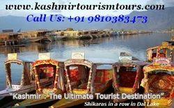 Kochi Kashmir Agra Jaipur