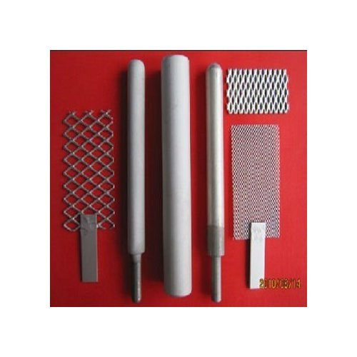 Triple Oxide Coated Anode