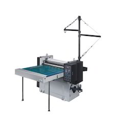 Single Paper Embossing Machine
