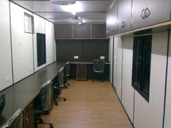 Temporary Office Cabins