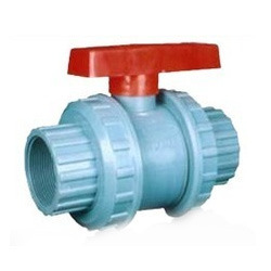 Union Assembly Screw With Plain End Ball Valves