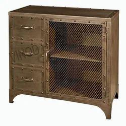 Drawer Iron Cabinet