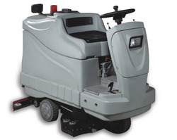 Driving Type Sweeping Machines
