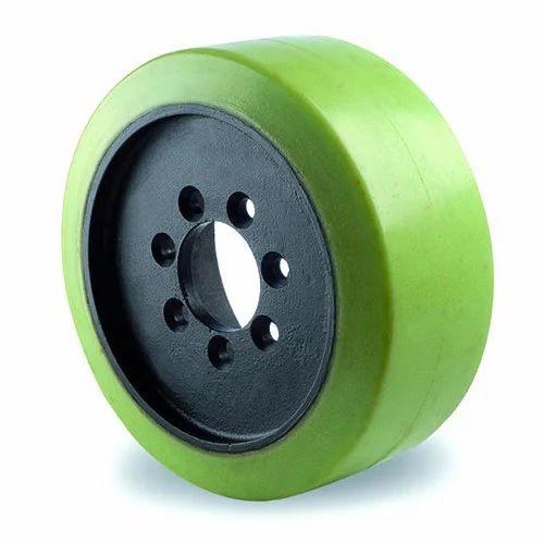 Polyurethane Wheels Pu Forklift Wheels Manufacturer From