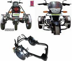 Bajaj Platina Motorcycle