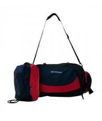 Polyester Fabrics Darwinian 49L 3 in 1 Duffel Travel Bag