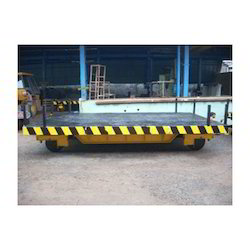 Stainless Steel Black Transfer Trolleys