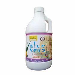 Aloe Vera with Orange Juice